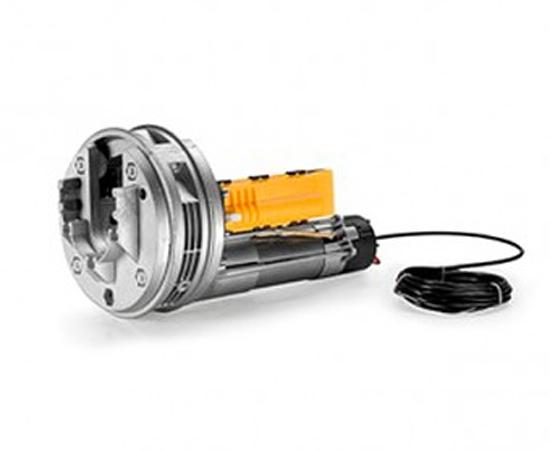 Двигател за ролетна врата