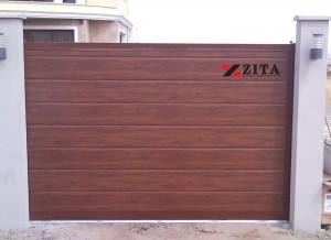 Автоматична плъзгаща врата 2