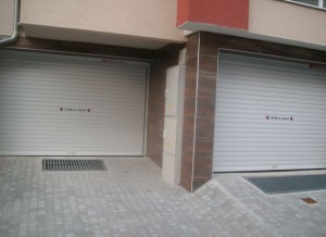 Автоматична ролетна врата 2