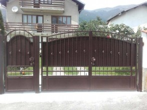 Врата-ковано-желязо