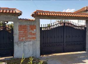 Врата от ковано желязо