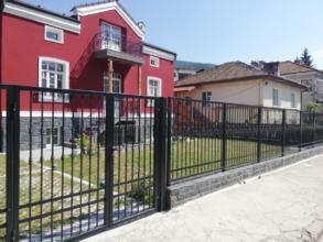Ограда-ковано-желязо