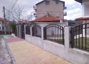 Огради оградни пана 13
