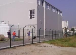 Огради оградни пана 3