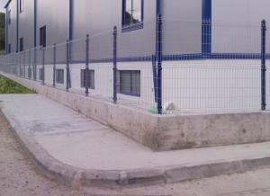 Огради и оградни пана