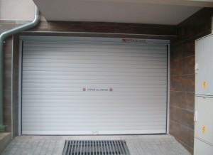 Автоматична ролетна врата 1