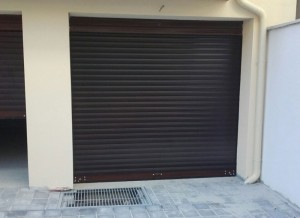 Автоматична гаражна врата (1)
