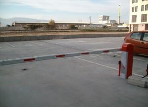 Автоматични бариери