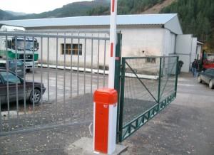 Автоматични бариери 4