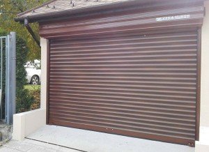 Автоматично ролетна врата