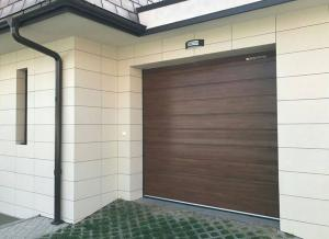 секционна врата 3