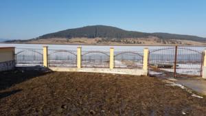 Ограда и врата от ковано желязо